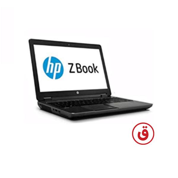 لپ تاپ استوکhp zbook 17