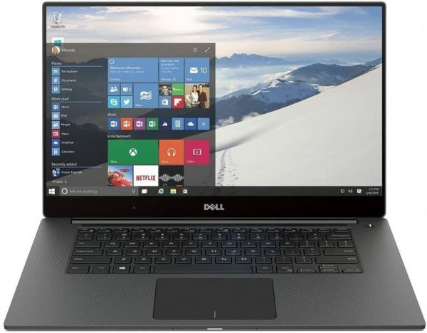 لپ تاپ استوک گیمینگ Dell xps 9550